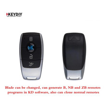 KEYDIY KD Smart Key ZB11 Can Generate B NB and ZB Remote and Clone Normal Remote Car Key for KD X2 Key Programmer
