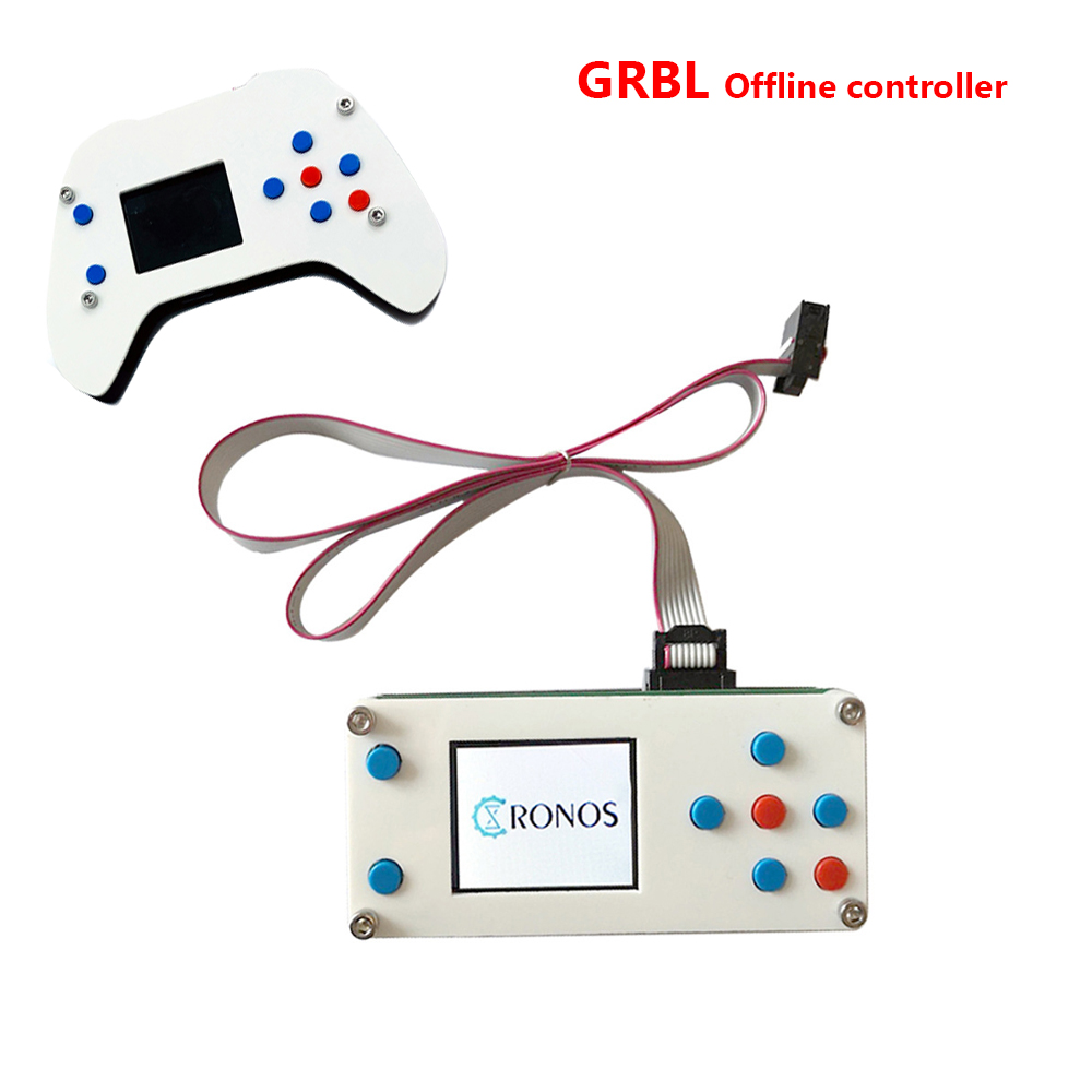 GRBL 3Axis <font><b>CNC</b></font> Offline Controller 1.8 Inch Screen USB Driver Board For <font><b>CNC</b></font> <font><b>3018Pro</b></font> <font><b>3018Pro</b></font> <font><b>Max</b></font> DIY MINI Laser Engraving Machine image