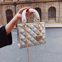 Marca de luxo bolsa tote 2021 moda nova alta qualidade couro patente feminina designer bolsa lingge corrente ombro saco do mensageiro