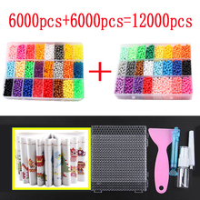 Magic-Toys Ball-Games Beads Puzzle Refill Water-Spray-Beads-Set Crystal 3D DIY Handmade