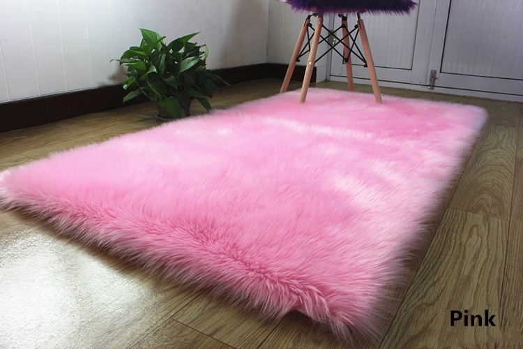 1 nordic hairy entrance hall child`s rug (5)