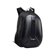 Мужской рюкзак для езды на мотоцикле жесткий дорожная сумка
