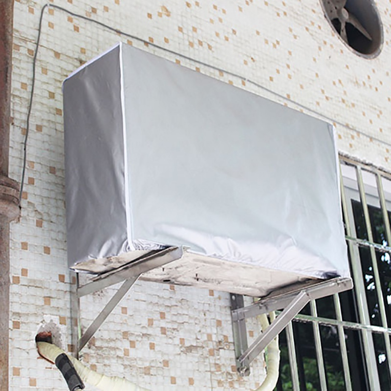 Air Conditioning Outer Hood Air Conditioning Cover Rainproof Dustproof Air Conditioning Host Cover
