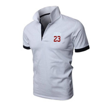 Clothing Polo-Shirt Short-Sleeve New-Brand Spring Slim Breathable Men's Casual Summer