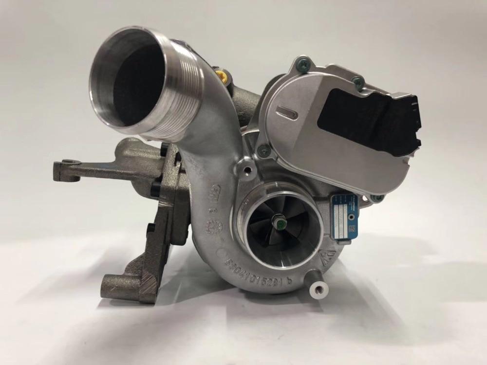 Turbocompresseur pour BorgWarner-Audi Q7 3.0T 059145715F 53049880054 1 commande