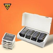 Topeak TGP01 заплатка для шин инструменты для ремонта FlyPaper безклеевой патч комплект дорожный горный велосипед (6 пластырей и 1 абразивный лист)