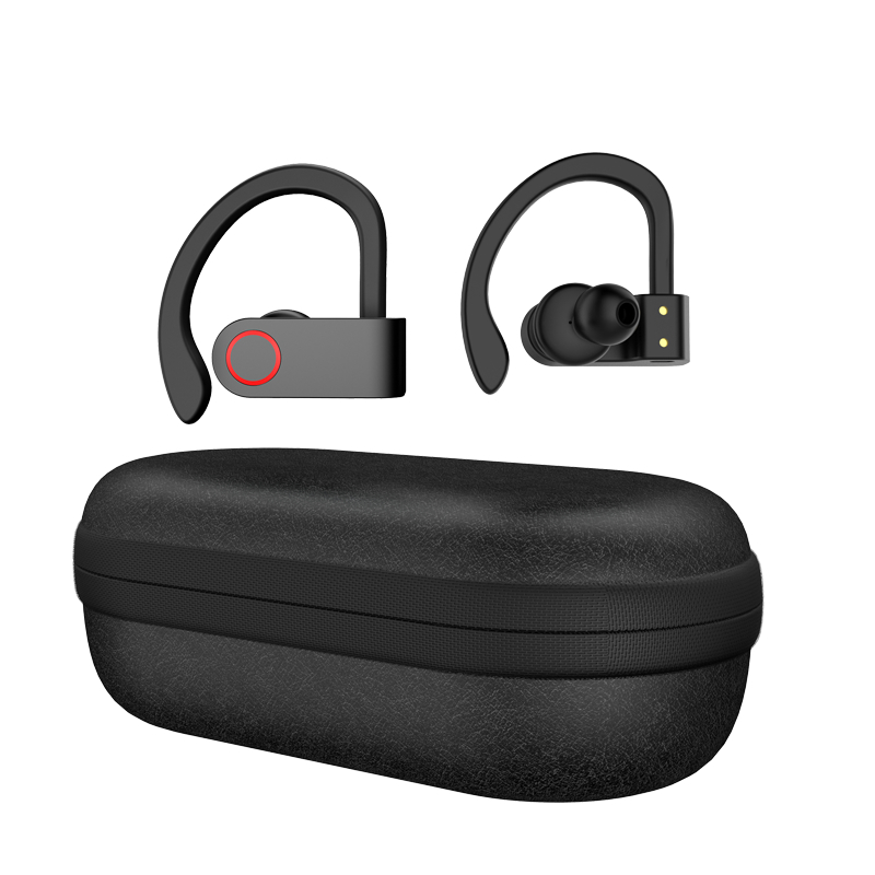 Auriculares inalámbricos Bluetooth para Gaming, Auriculares Bluetooth 5,0 para Android, auriculares para correr, auriculares estéreo con micrófono