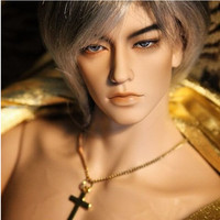 Bjd doll sd doll Arvid 1/4 joint doll bjd sd Rex hot sale boy 1/4 body 49.5cm fid body free eyes faceup low price to papua new g