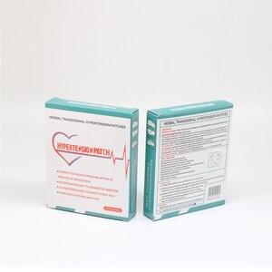 2 cajas = 28 unids/lote parche de remolque de presión arterial de alta calidad para curar la hipertensión