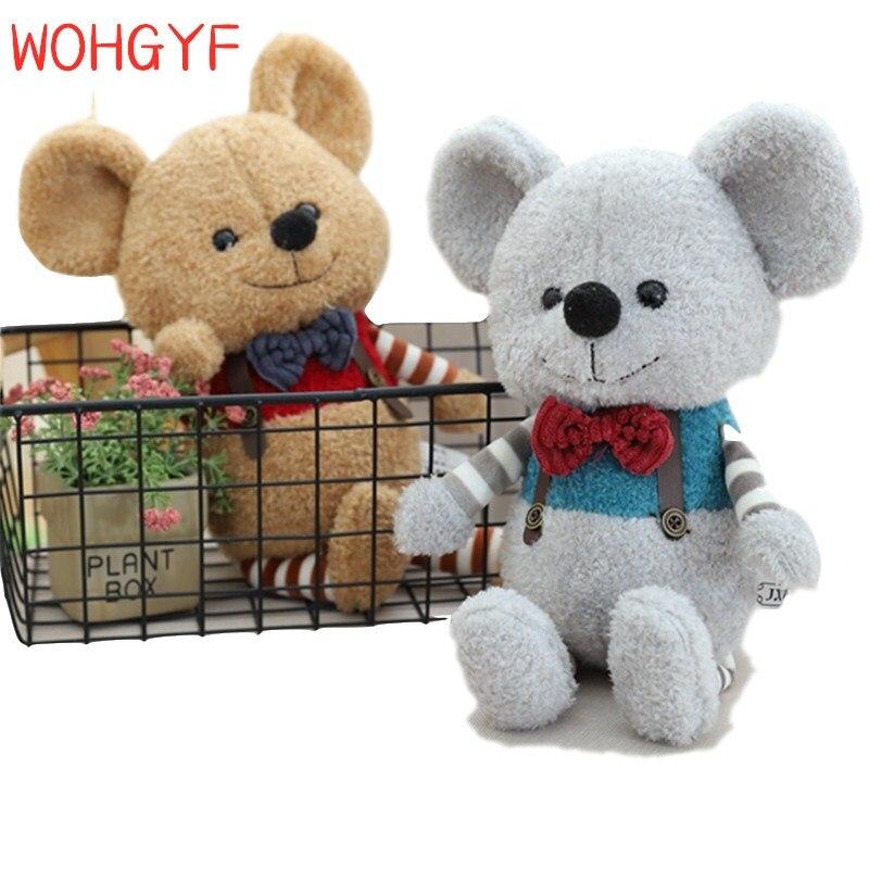 Kawaii Dolls Stuffed Animals & Plush Toys for Girls Children Boys Toys Plush Mouse Stuffed Animals Soft Toy Doll 20cm