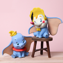 Movie Dumbo Anime Figures PVC Action Figure Toys figurine collection figura 10CM Children Birthday Gifts action figures toys kunkka lina pudge queen tidehunter cm fv pvc action figures collection dota2 toys