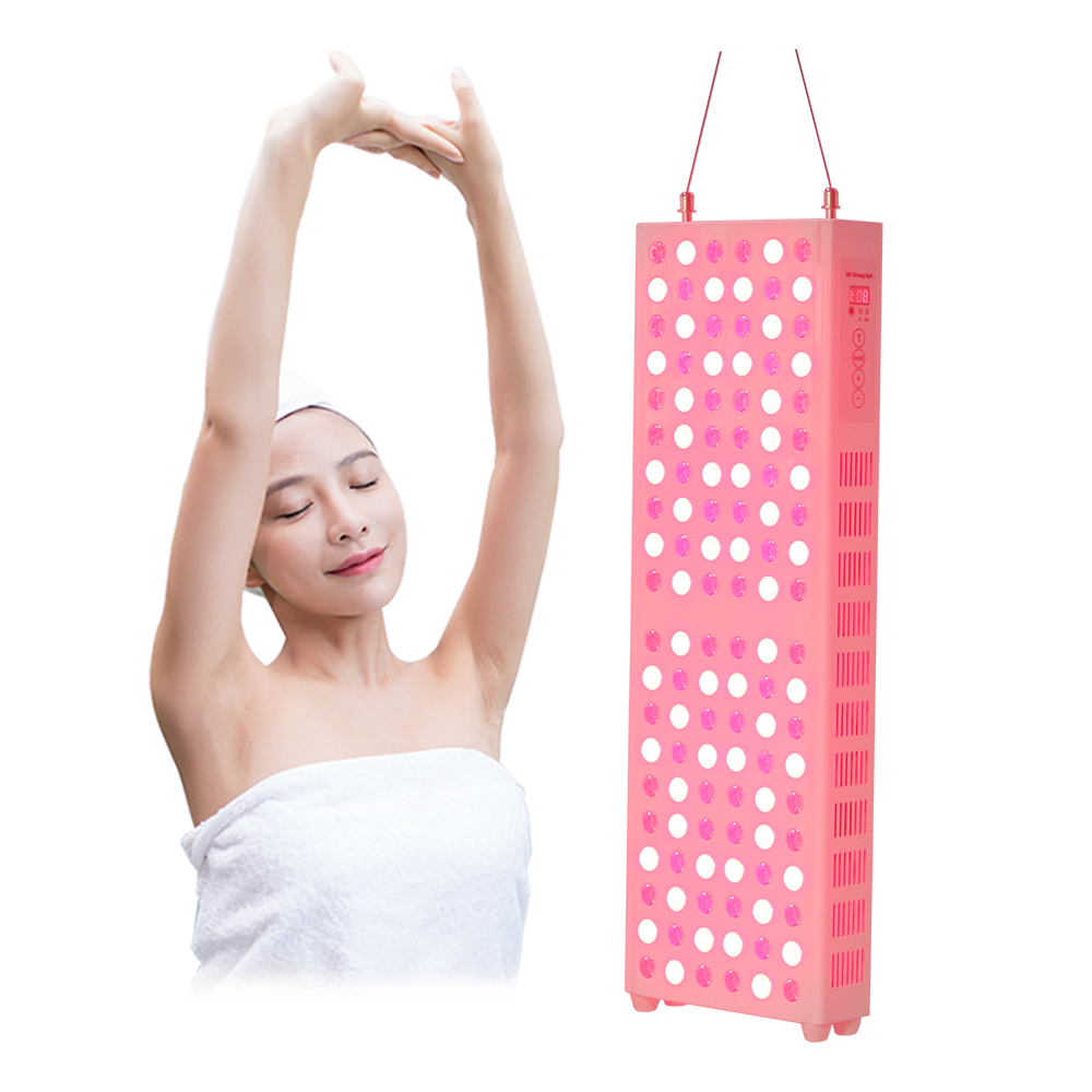 Newest Product Led Light Beauty Face Light TL200 660nm 850nm 200W Red Therapy Light With Near Infrared For Human Healthy