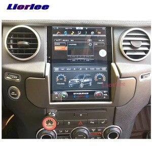 Image 4 - 垂直テスラandroidランドローバーディスカバリー 4 LR4 L319 2009 2016 ラジオカーオーディオマルチメディアプレーヤーgps carplayステレオナビ