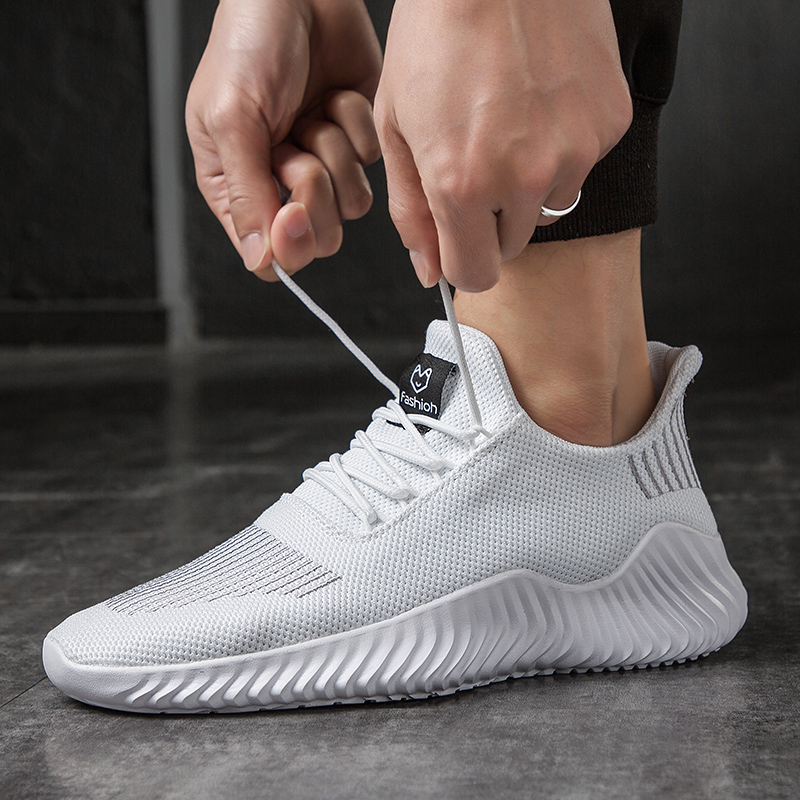 Breathable Running Shoes 47 Light Men's Sports Shoes 46 Large Size Comfortable Sneakers 45 Fashion Walking Jogging Shoes 4
