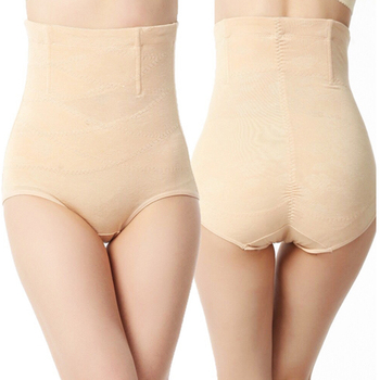 Women Sexy Belly Hip Control Panties Hig...