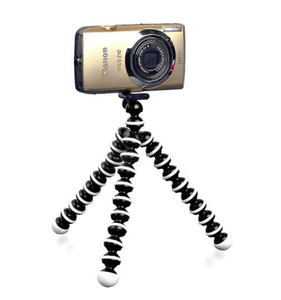 Image 3 - 1PC מיני תמנון חצובה מחזיק טלפון נייד חצובה Gorillapod עבור כל טלפון אוניברסלי Smartphone ספורט מצלמה Gopro Stand