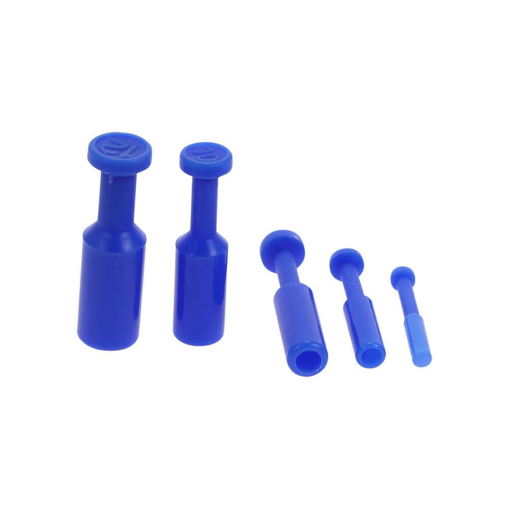 Nylon Pneumatic Blanking Plug Hose Tube Push Fit Connector Air Line 4 6 8 10 12