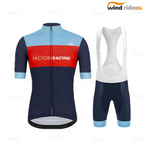 FACTORY RACING SHORT SLEEVE JERSEY 2021 Pro Team cycling jersey men mountain bike clothing Triathlon Suit Maillot Ciclismo