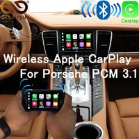 Sinairyu Wifi Wireless Apple CarPlay for Porsche Cayenne Macan PCM3.1 Car play Adapter Android Auto Mirroring For Panamera