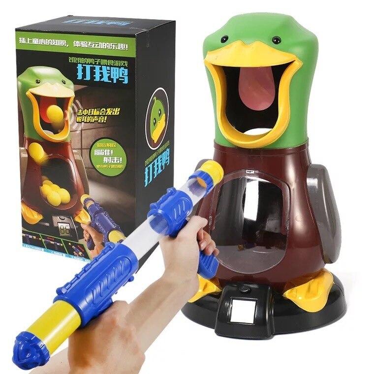 powered airsoft bb gun pistol air foam ball weapons indoor d…