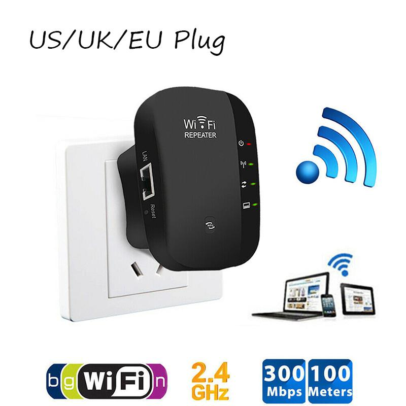 WiFi Blast Wireless Repeater Wi-Fi Range Extender 300Mbps Wifi Blast Amplifier Long Signal Range Extender Wi Fi Repeater