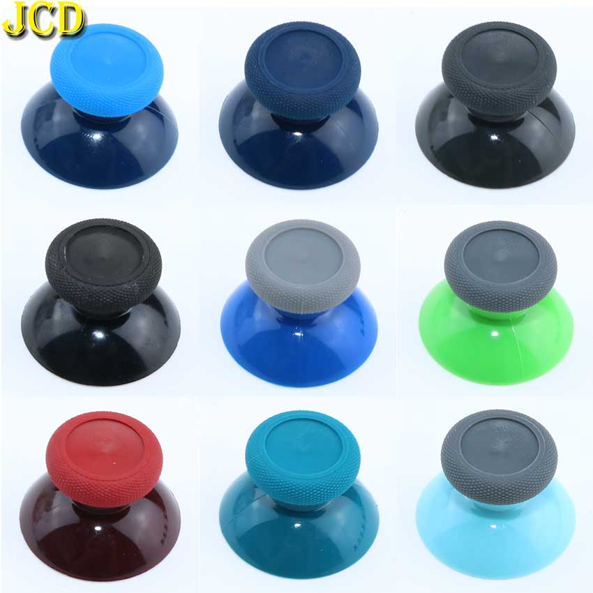 JCD 2PCS Original 3D Analog Joystick Thumb Stick Grip Cap For Xbox One S Controller ThumbSticks Cover Case For Xbox One X