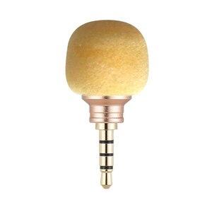 Image 3 - Capsaver Mini Microfoon Voor Mobiel Smartphone Draagbare Draadloze Mic Kleine Microfoon Voor Android Telefoon 3.5Mm Jack