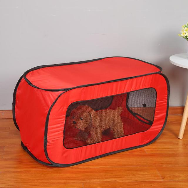 Portable Folding Tent Bed 8
