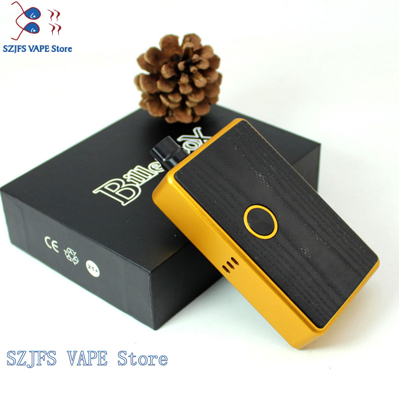 SXK Billet Box V4 60 70w Vape Box Mod With DNA60 Chipset Port Rev.4 Device 510 Thread Vape Kit High Qual Thx Tauren X Pod DNA75