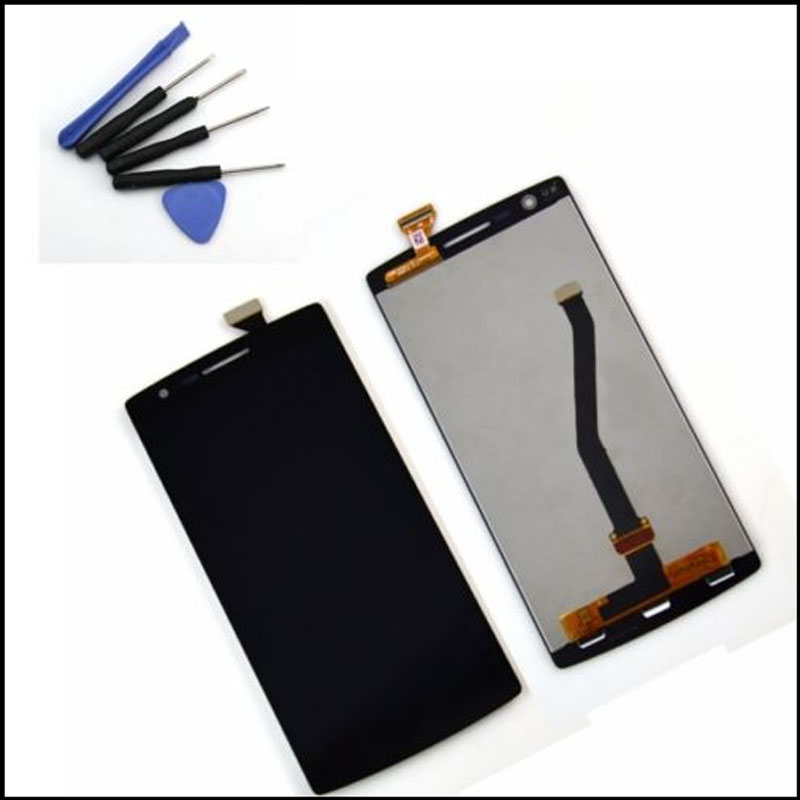 Image 2 - 100% Guarantee Tested Perfect For Oneplus one LCD Display Touch 