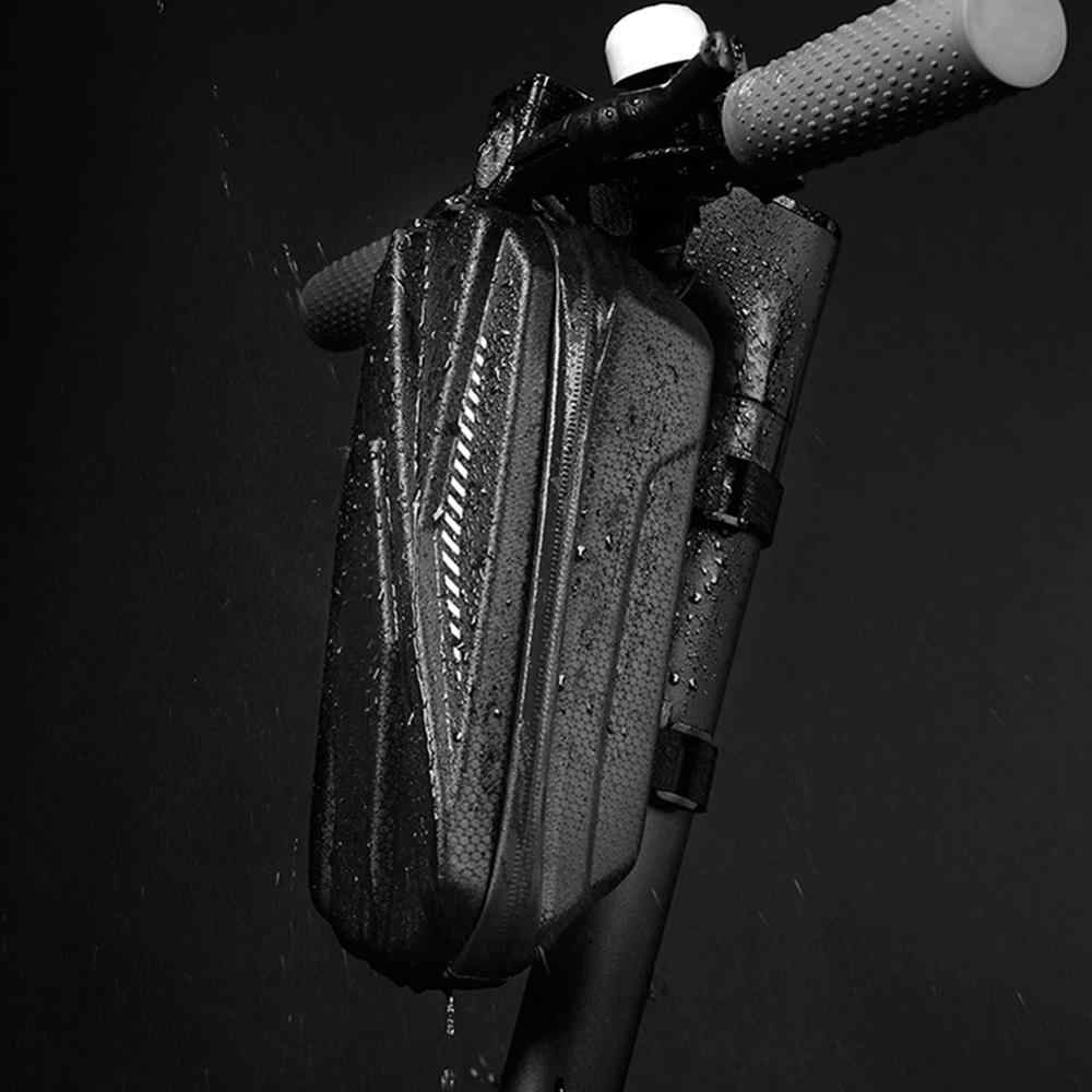 Scooter elettrico Anteriore Del Sacchetto per Xiaomi Norma Mijia M365 ES1 ES2 ES3 ES4 Accessori Testa Sacchetto della Maniglia Caricatore Strumento di Stoccaggio Appeso borsa
