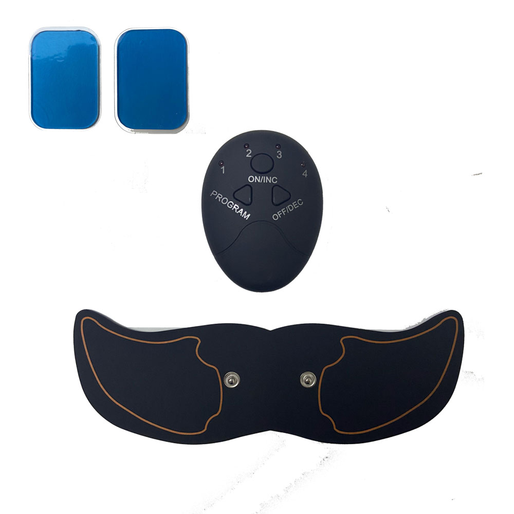 Body Fitness Hip Trainer Shaping Patch Sliming Trainer Smart EMS Muscle Stimulator ABS Abdominal Muscle Trainer