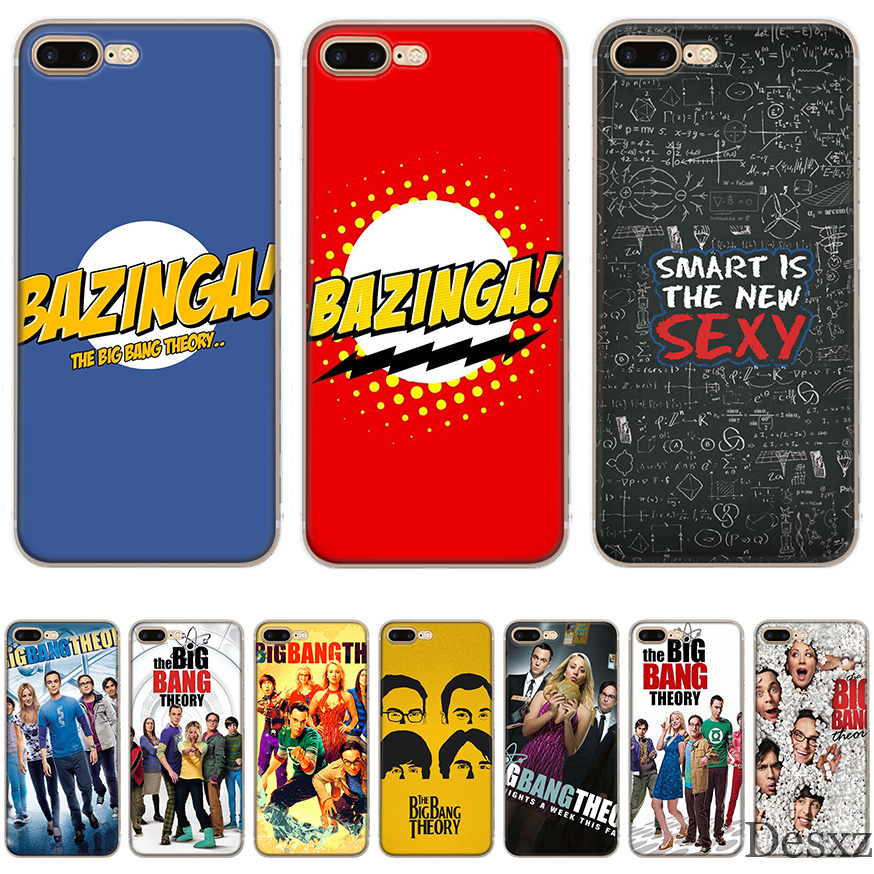 Cll <font><b>Phone</b></font> <font><b>Case</b></font> for iPhone 6 6s 7 8 Plus iPhone 11 Pro X XS Max XR 5 5s SE Cover The <font><b>Big</b></font> <font><b>Bang</b></font> Theory Sheldon Cover Silicon image