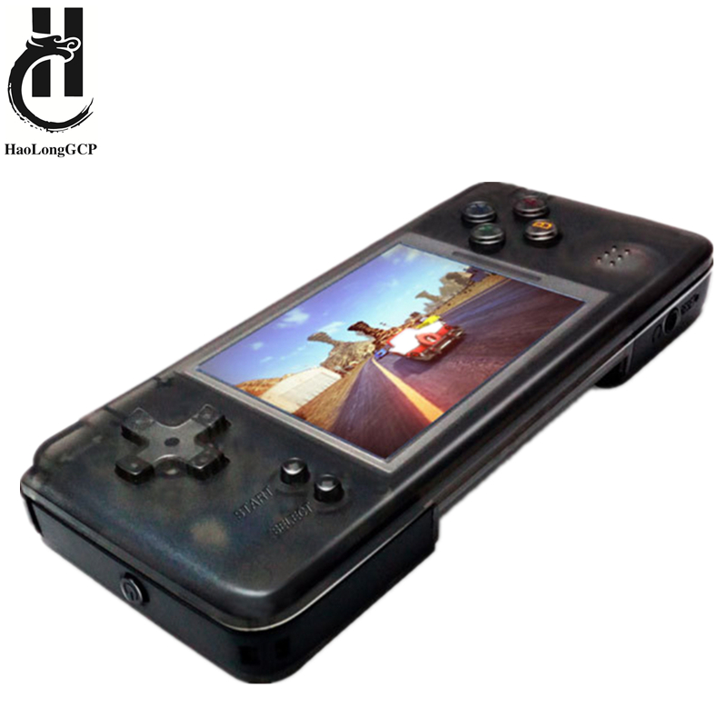 """Free Shipping Upgraded 3000 Games 16GB IPS Screen Retro Handheld Game Console Portable 3"""" Mini Video Arcade Gaming Player"""