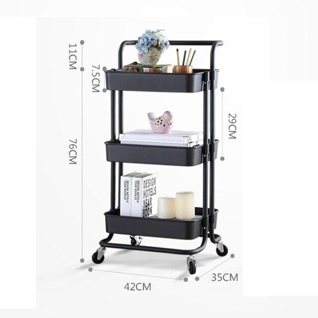 Купить кухонная мебель 3 уровня тележка для хранения органайзер кухни картинки цена