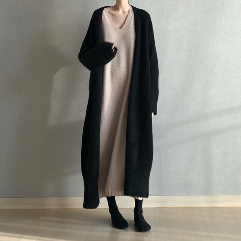Women's Oversized Long Sweater
