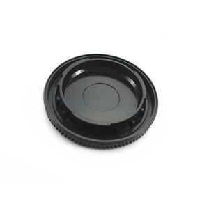 Image 4 - 50Pairs camera Body cap + Rear Lens Cap Hood Protector voor nik & n SLR/DSLR
