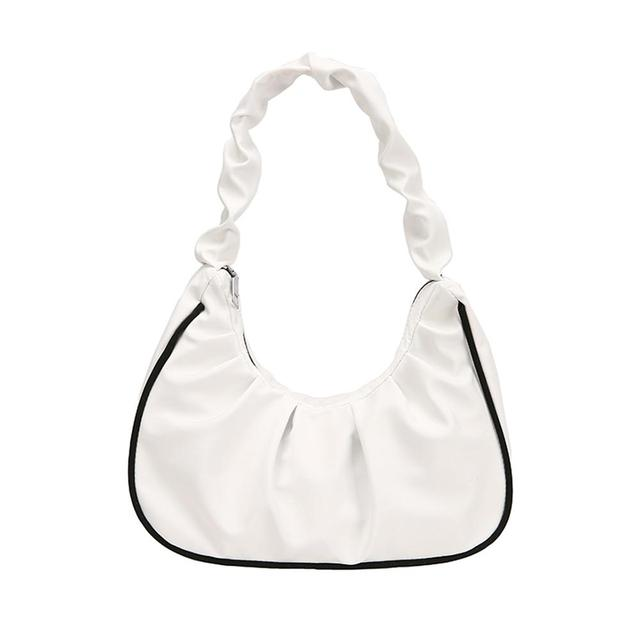 Nylon Casual Women Handbag Totes Female Solid Daily Underarm Shoulder Bags Totes