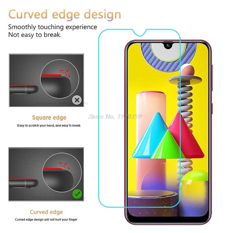 Protector de pantalla para Samsung Galaxy M31 Vidrio templado Samsung - Accesorios y repuestos para celulares - foto 3