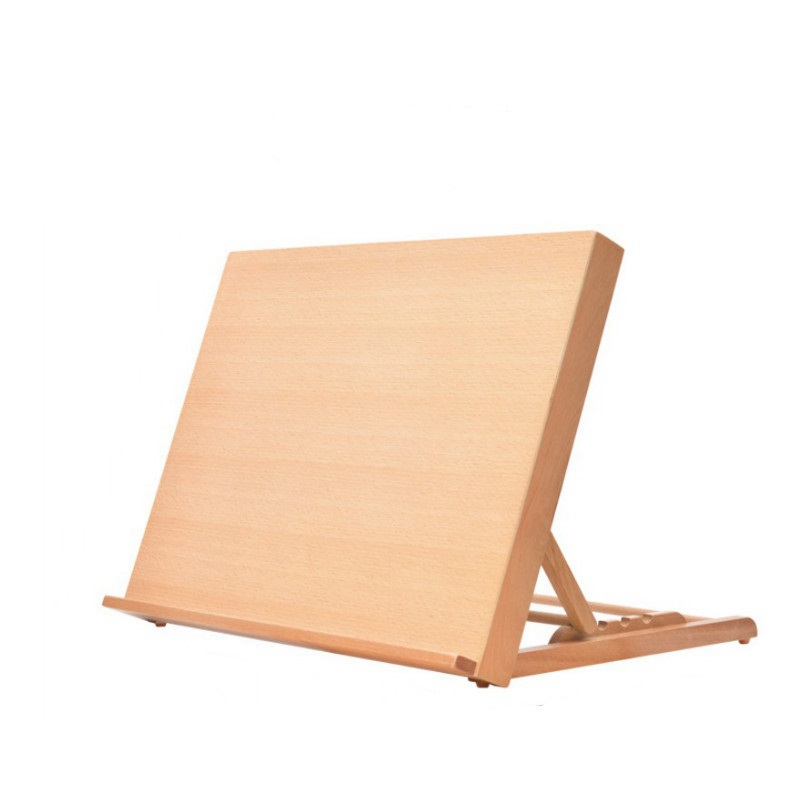 Durable Wooden Easels Display Stand Artist School Painting Rack Wedding Table Card Stand Holder for Party Decoration