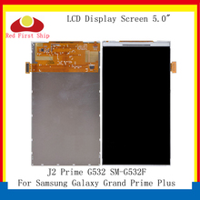 10Pcs/lot For Samsung Galaxy Grand Prime Plus J2 Prime G532 SM-G532F LCD Display Screen Panel Monitor Module J2 Ace G532F LCD защитное стекло для samsung galaxy j2 prime sm g532f gecko на весь экран с белой рамкой