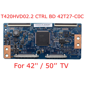 "Image 5 - Logic Board T420HVD02.2 CTRL BD 42T27 C0C T Con Board T420hvd02.2 42t27 c0c  For 42 ""/ 50 TV Original Product for Samsung tv"