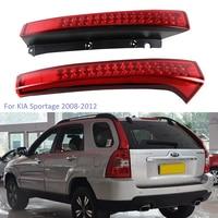 YTCLIN 2Pcs LED Tail Light for KIA Sportage 2008 2012 Rear Bumper Reflector Light Stoplight Reversing Light Car Light Assembly