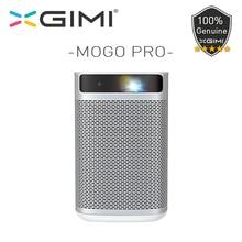 XGIMI Mini proyector portátil MoGo Pro 1080P, Android 9,0, Full HD, DLP, cine de bolsillo, con batería de 10400mAh, Bluetooth 250, Ansi
