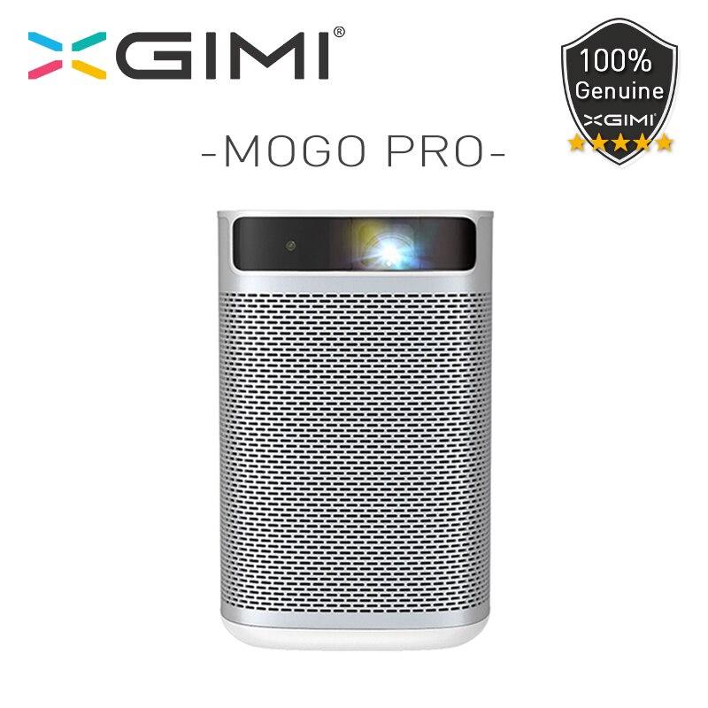 XGIMI MoGo Pro мини портативный проектор 1080P Android 9,0 Full HD DLP Карманный кинотеатр с батареей 10400 мАч Bluetooth 300 Ansi