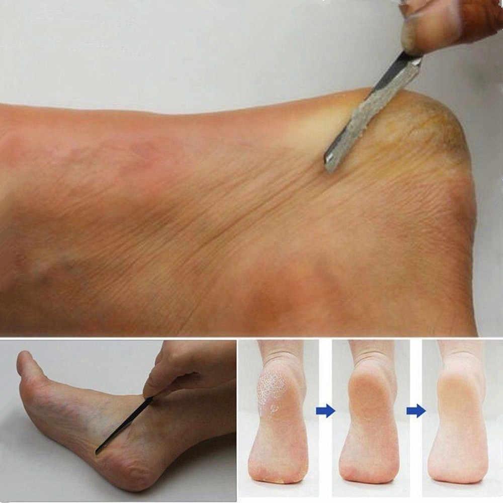 2 sztuk Pedicure/Manicure środek do czyszczenia paznokci skórek pielęgnacja martwa skóra strugarka narzędzia stóp profesjonalne pielęgnacja zdrowia pielęgnacja stóp