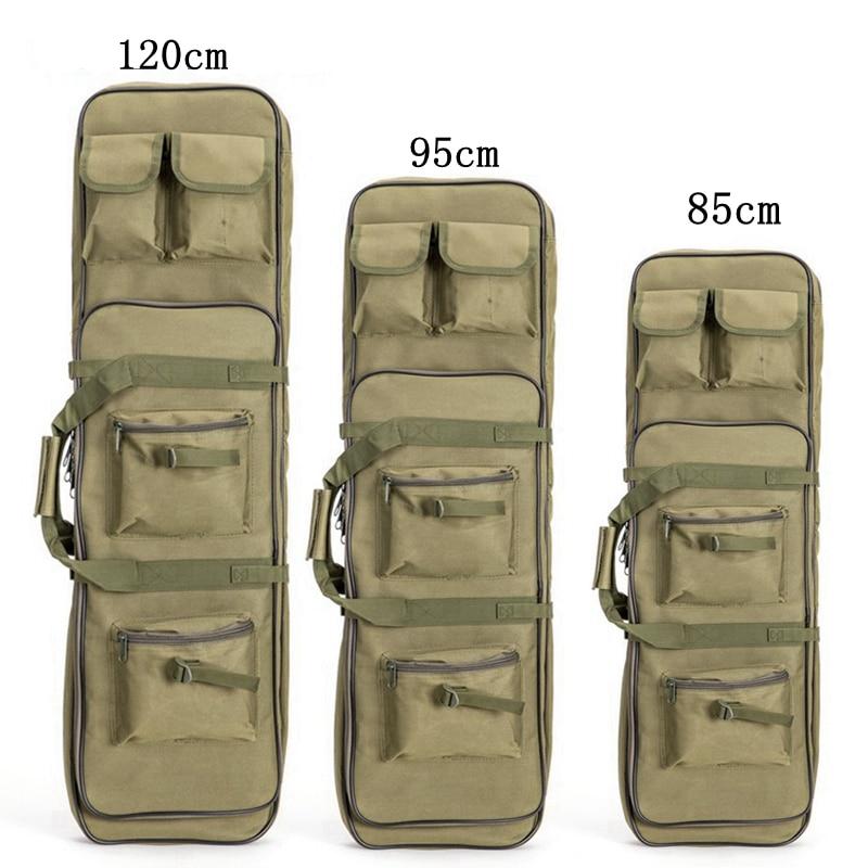 Backpack Gun-Protection-Case Carry-Bag Shoulder-Strap Desert Rifle Hunting Tactical 120cm