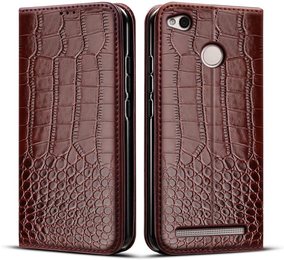 Чехол для xiaomi Redmi 3 s, чехол с крокодиловой текстурой, кожаный чехол для xiaomi Redmi 3 Pro, чехол для Redmi 3 S, 3 S Pro, чехол