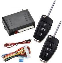 Système d'entrée sans clé de verrouillage centralisé universel, accessoires d'alarme de voiture, portes, fenêtres, télécommande, clé de coffre, bricolage