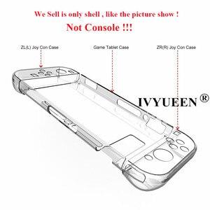 Image 5 - IVYUEEN 닌텐도 스위치에 대한 동물의 횡단 NS 콘솔 닌텐도 스위치에 대한 보호 하드 케이스 쉘 조이 콘 울트라 얇은 커버